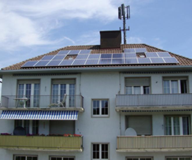 7.65 kWp - Uster / ZH