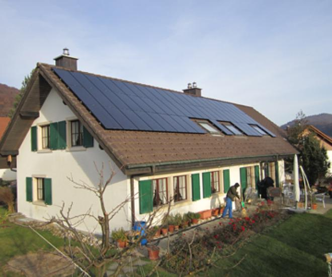 10 kWp - Himmelried / SO