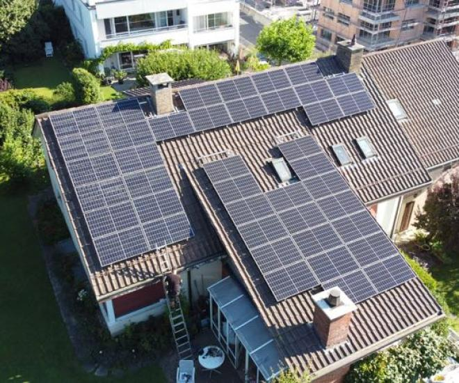 13,86kWp - Thalwil / ZH