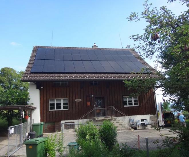 14.16 kWp - Richterswil / ZH