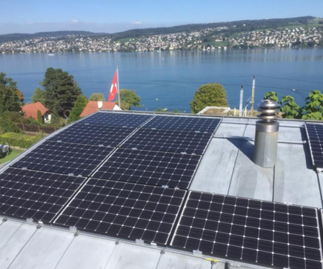 6.84 kWp - Thalwil / ZH